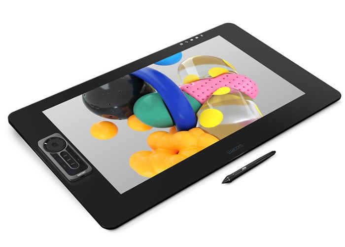 Wacom tracking customers