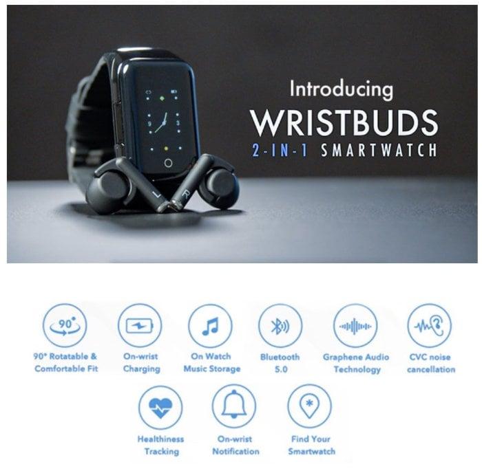 Wristbuds