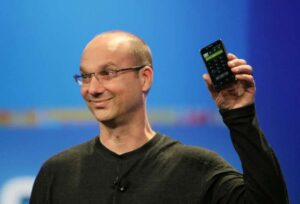 Andy Rubin's Essential smartphone