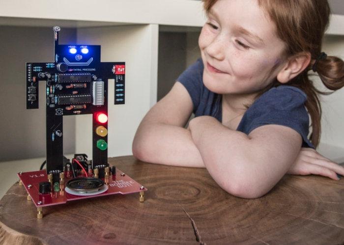 beeBot interactive educational robot