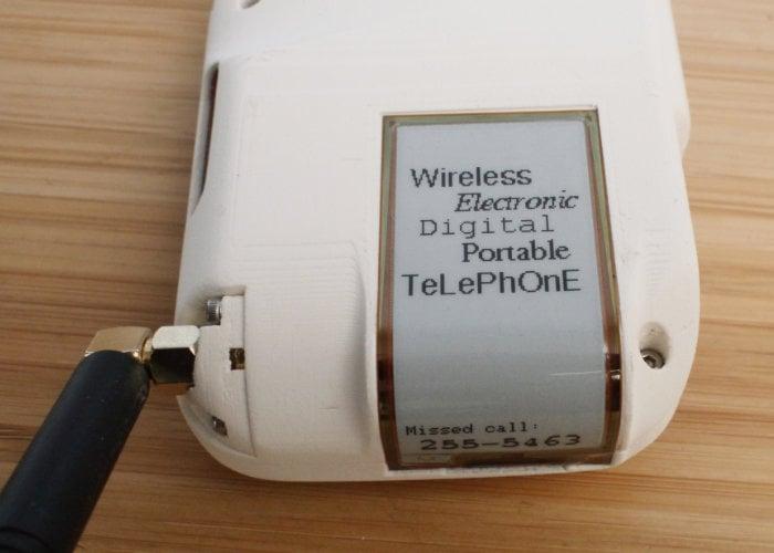 mobile rotary phone