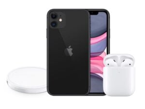 iPhone 11 256GB + AirPods & Charging Pad Giveaway
