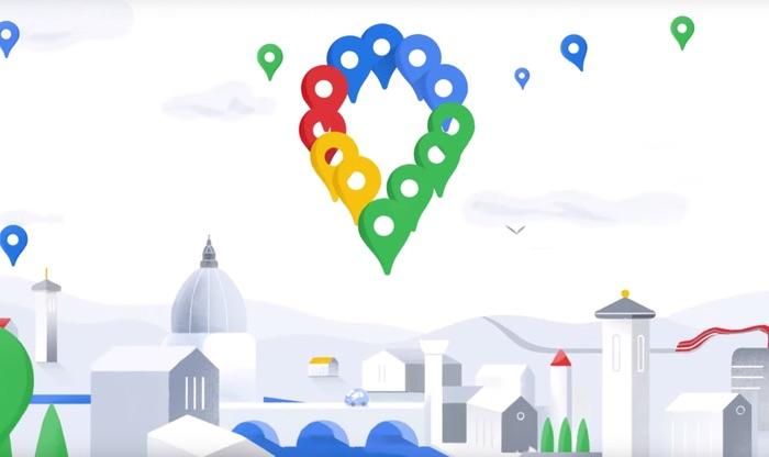 Google Maps i