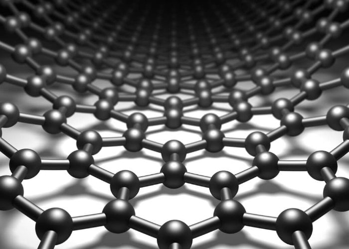 graphene from trash