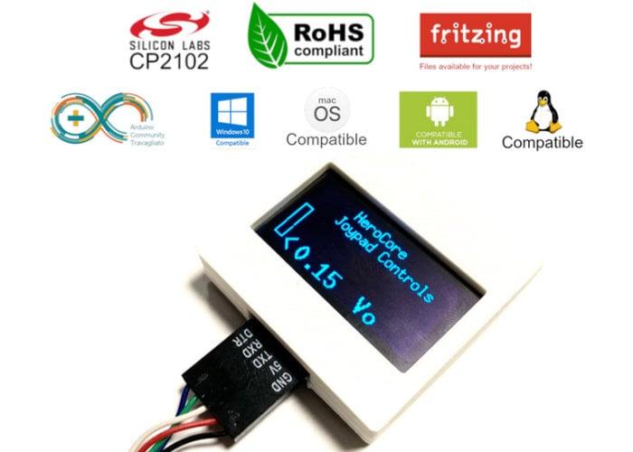 modular Arduino