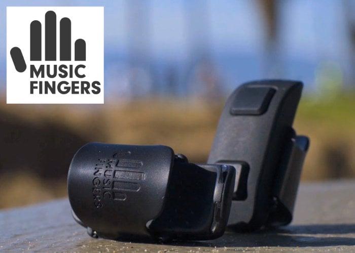 music fingers