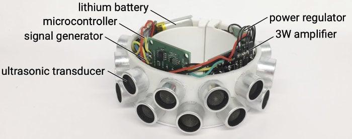 ultrasonic bracelet