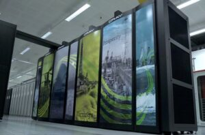 weather supercomputer