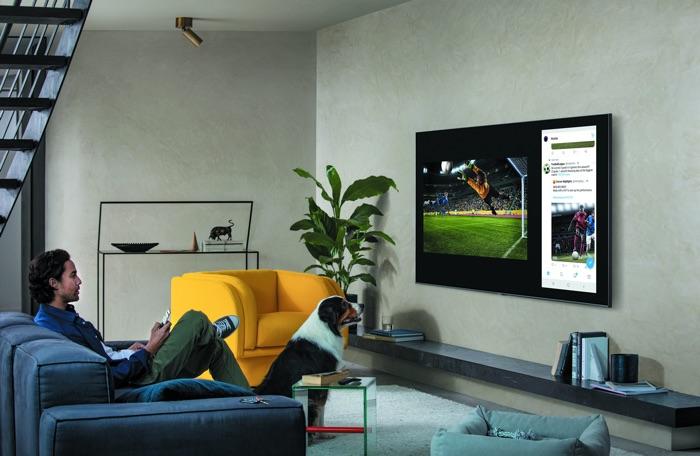 2020 Samsung QLED TVs