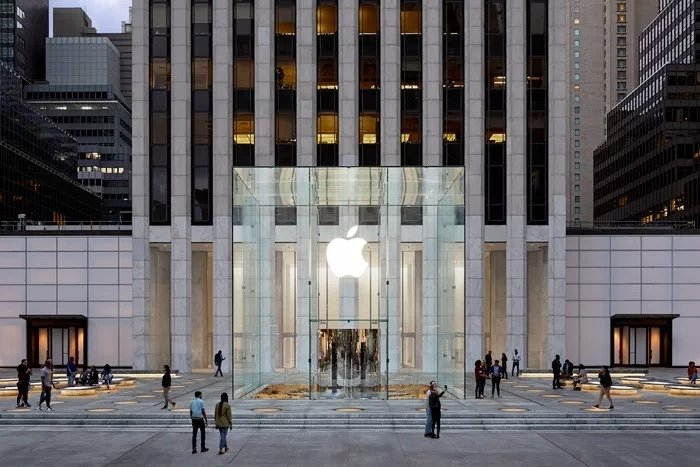 Apple retail stores