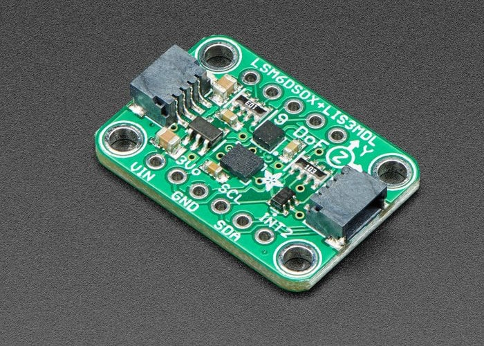 Arduino Precision 9 Degree of Freedom