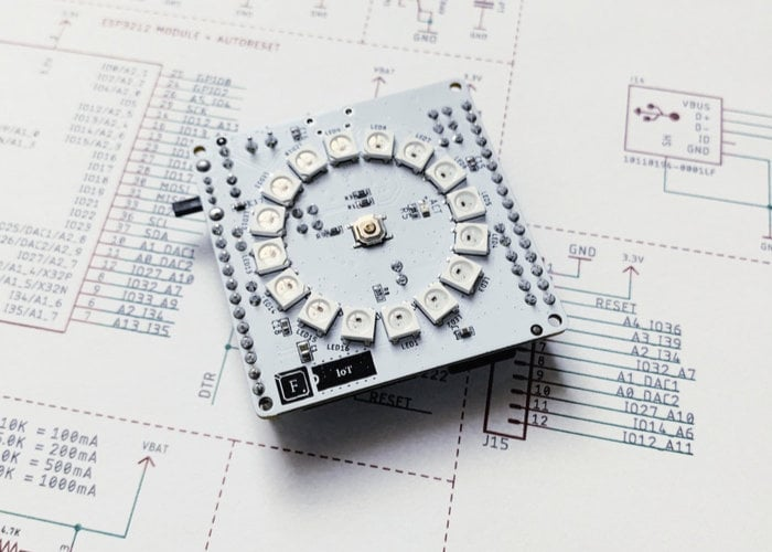 Arduino compatible Wi-Fi development kit