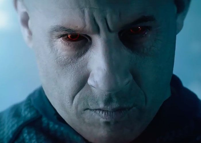 Watch the first 9 minutes of Bloodshot starring Vin Diesel