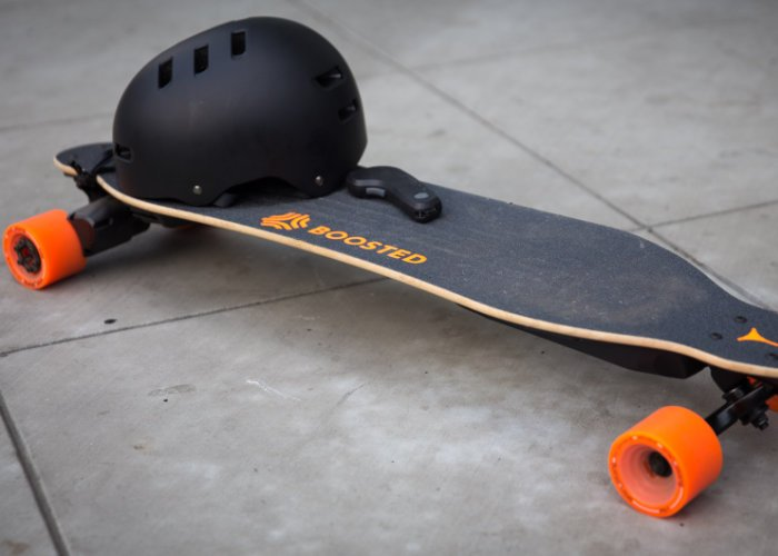 Boosted Skateboards