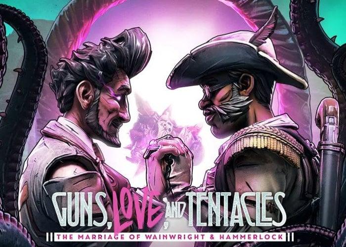 Borderlands 3 Guns, Love, and Tentacles DLC