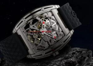 CIGA mechanical titanium watch