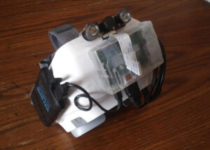 DIY Raspberry Pi VR headset