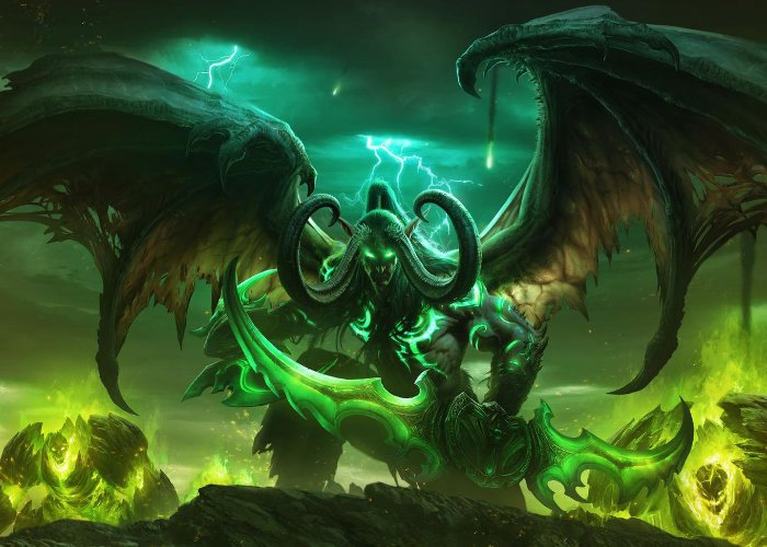 Demon Hunter Hearthstone