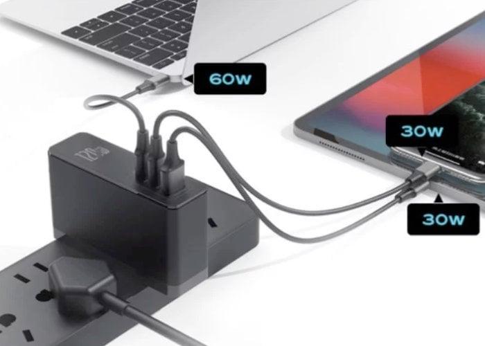 GaN USB Charger