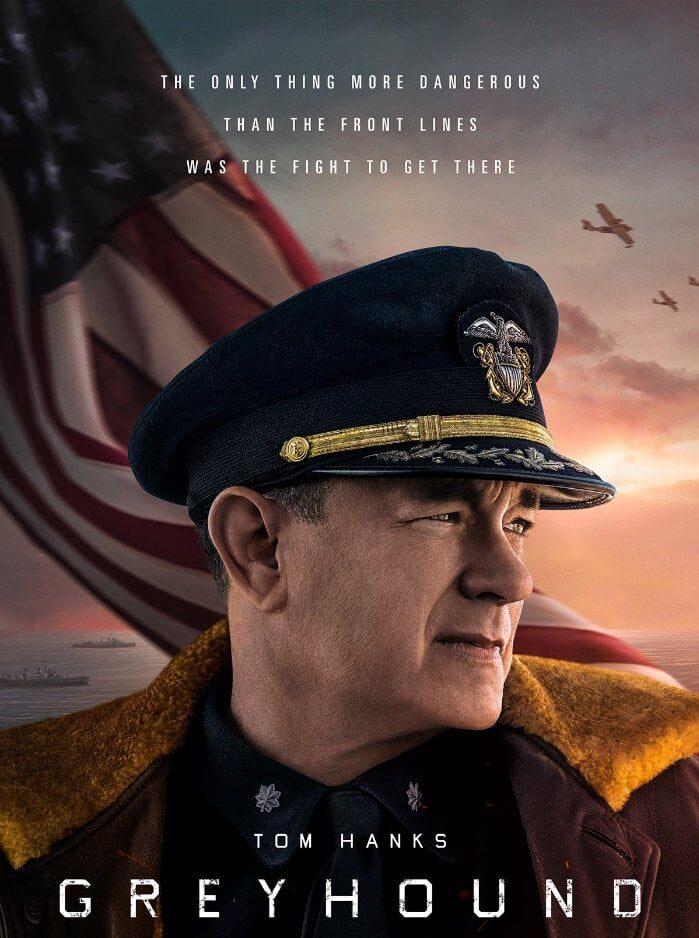 Greyhound film 2020