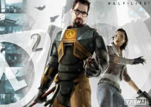 Half-Life 2 vr mod