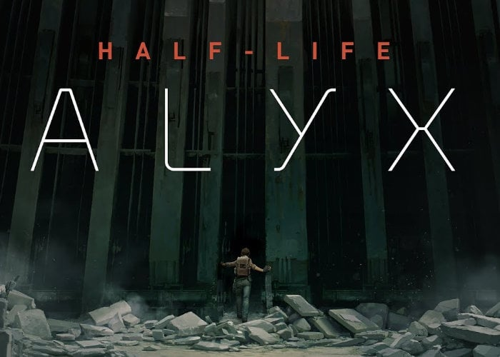 Half-Life: Alyx VR game is Valve's return to the series