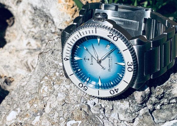 Halocline dive watch