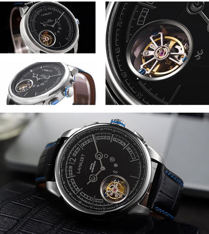 Lankzet watch