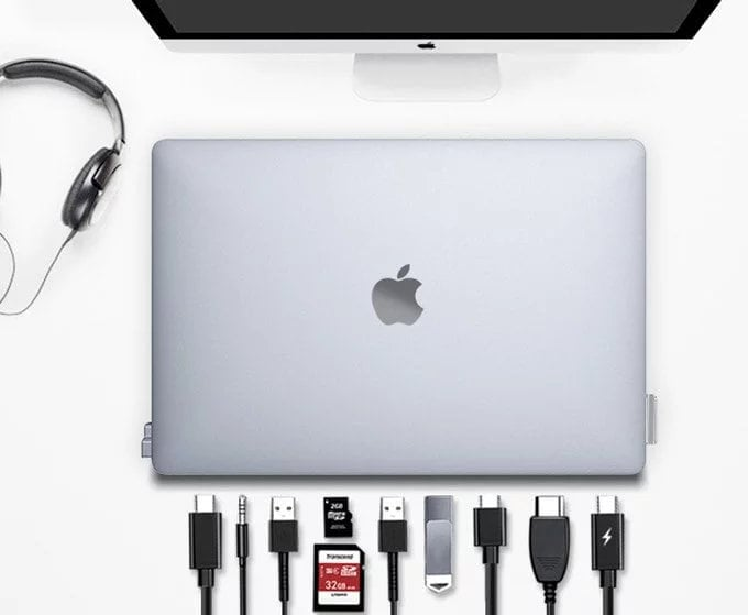 MacBook USB Hub