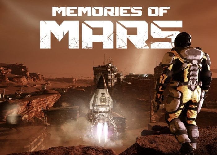 Memories Of Mars game