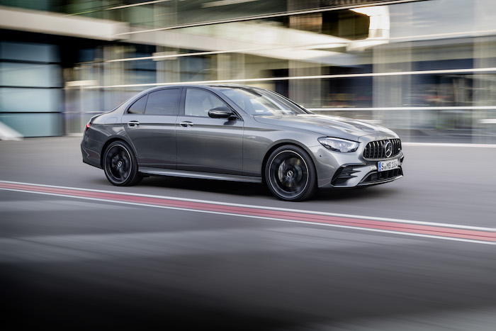 Mercedes AMG E 53