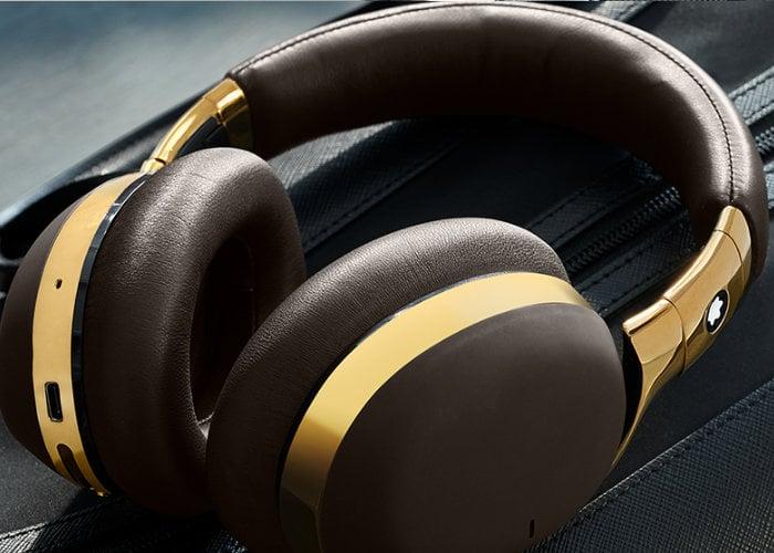 Montblanc headphones