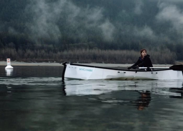 MyCanoe POP origami folding canoe Kickstarter campaign finishes today - geeky gadgets