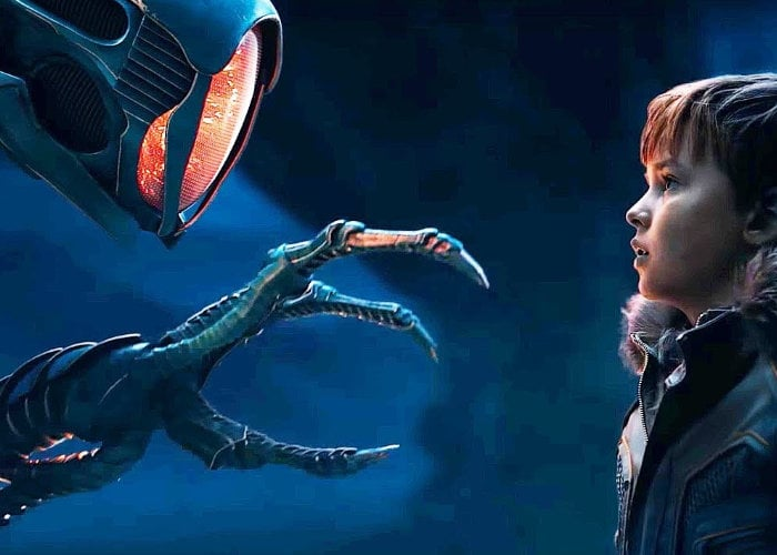 Netflix Lost in Space S3