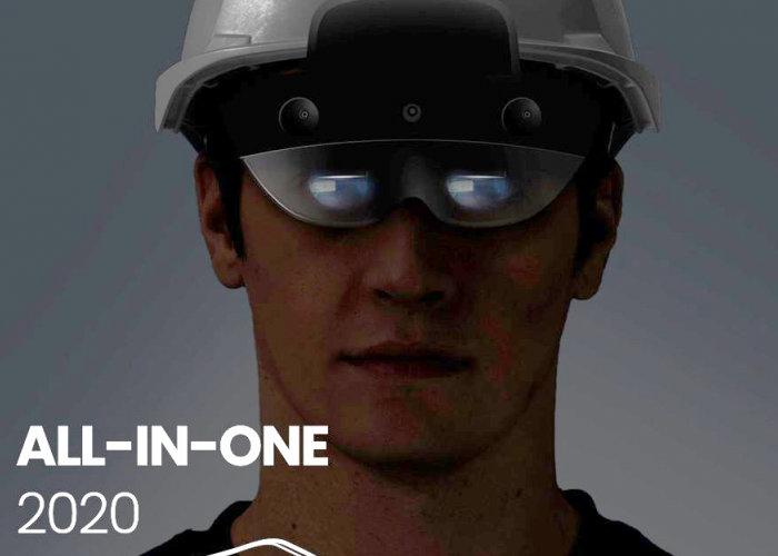 Nreal standalone AR headset