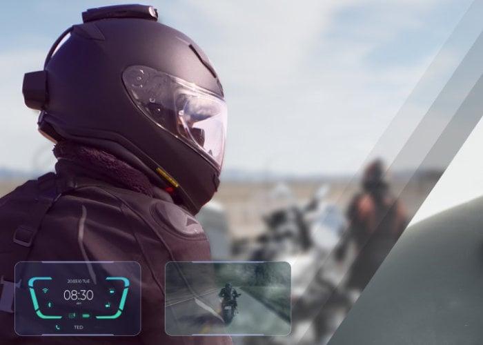 REVAN  motorcycle helmet camera