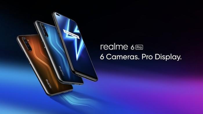 Realme 6 and Realme 6 Pro