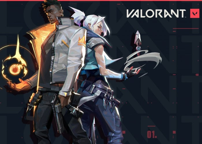 Riot Games Valorant tactical shooter