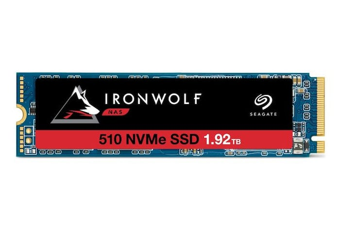Seagate IronWolf 510 M.2 NVMe SSD