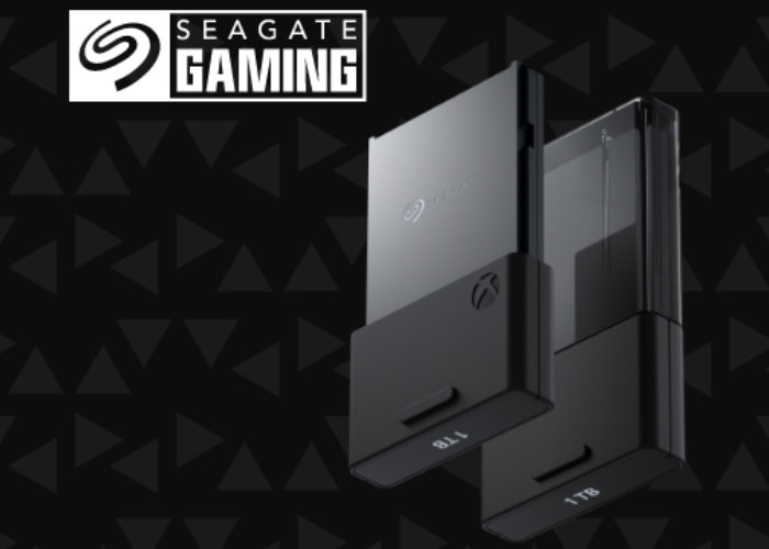 Seagate's Xbox Series X storage card