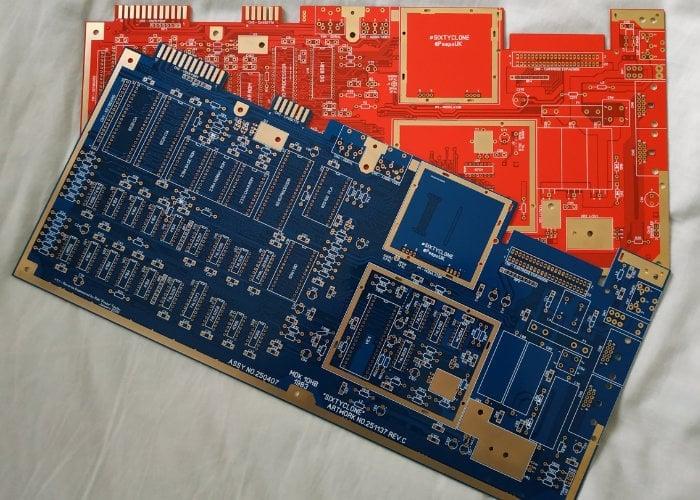 SixtyClone Commodore 64 Replica PCB