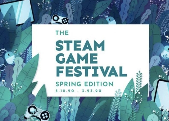 Spring Steam Game Festival 2020