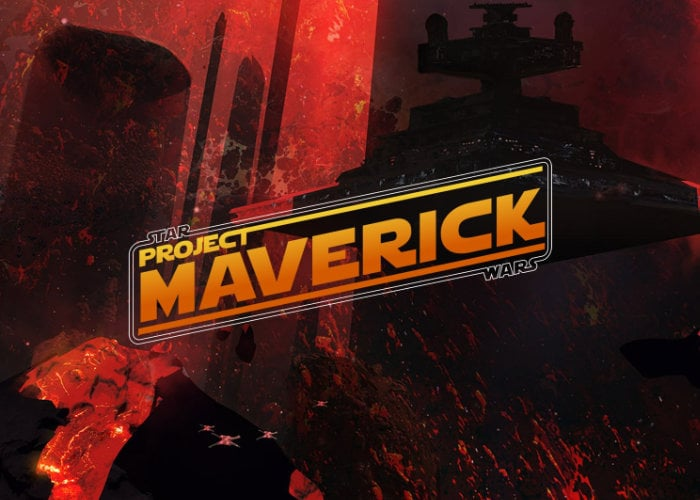 Star Wars Project Maverick game