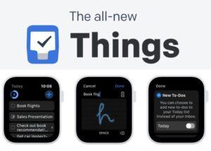 Things iOS