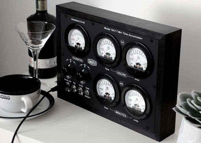 Time Accumulator clock