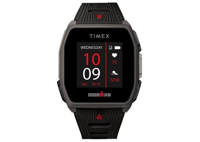Timex  Ironman R300 GPS smartwatch