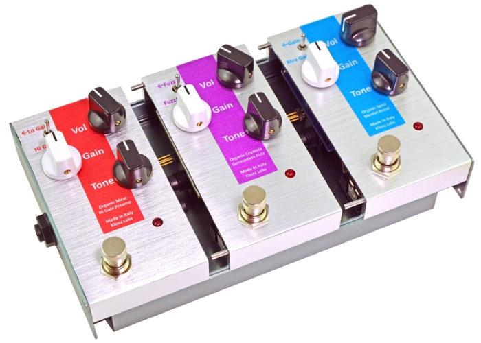 guitar FX pedals