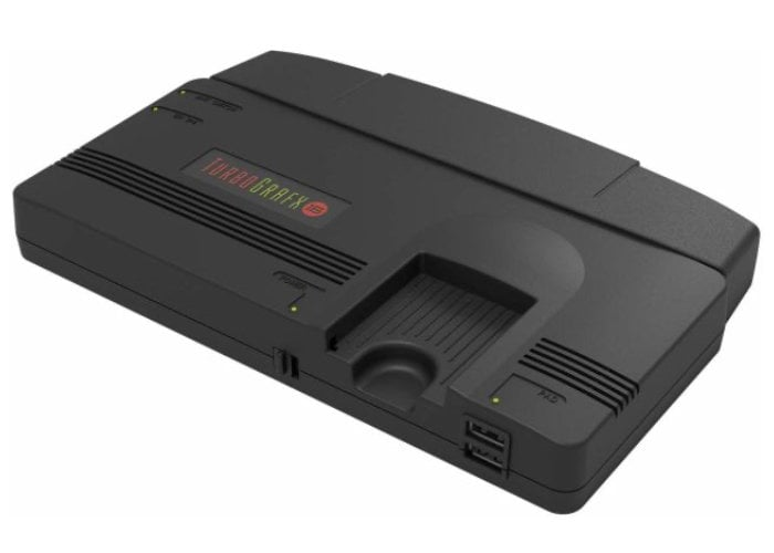TurboGrafx-16 Mini console