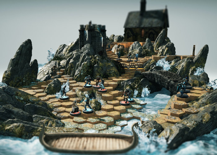 WARTILE game