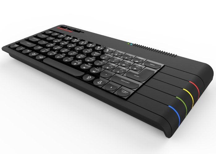 ZX Spectrum Next computer